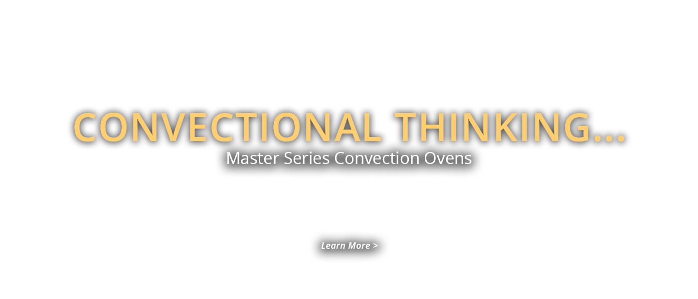 Master Convection Ovens
