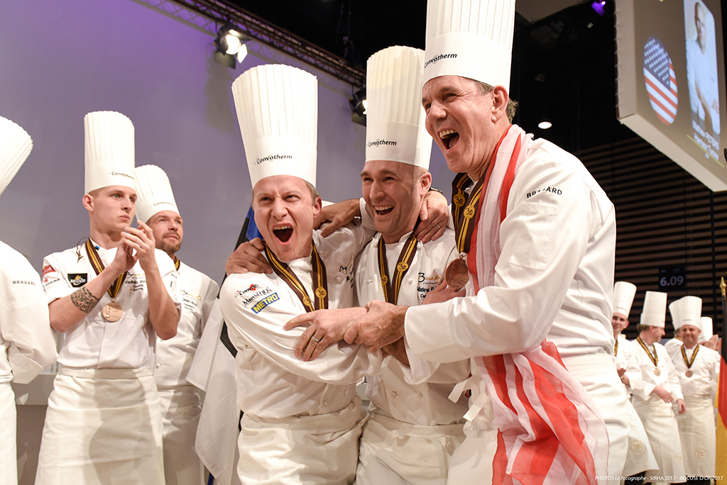 Bocuse d Or winner